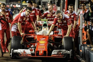 F1: Vettel légkondit akar a Ferrariba