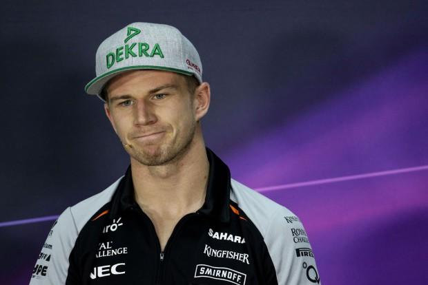 F1: Hivatalos, Hülkenberg a Renault-hoz szerződött