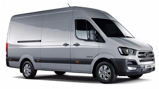 Halkan suhan a Hyundai új furgonja