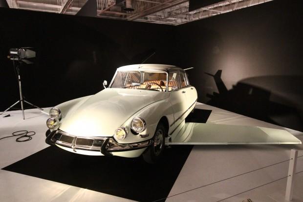 Gyerekkorom kedvenc autója. Nem azért, mert Citroën, hanem mert repül