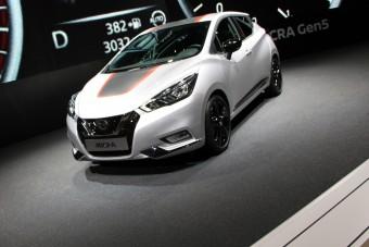Szintet ugrott az új Nissan Micra