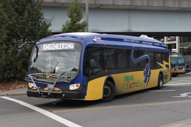 Kinőtte a várost ez az amerikai elektromos busz