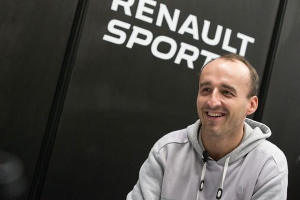 F1: Kubica a Renault-nál tesztelt