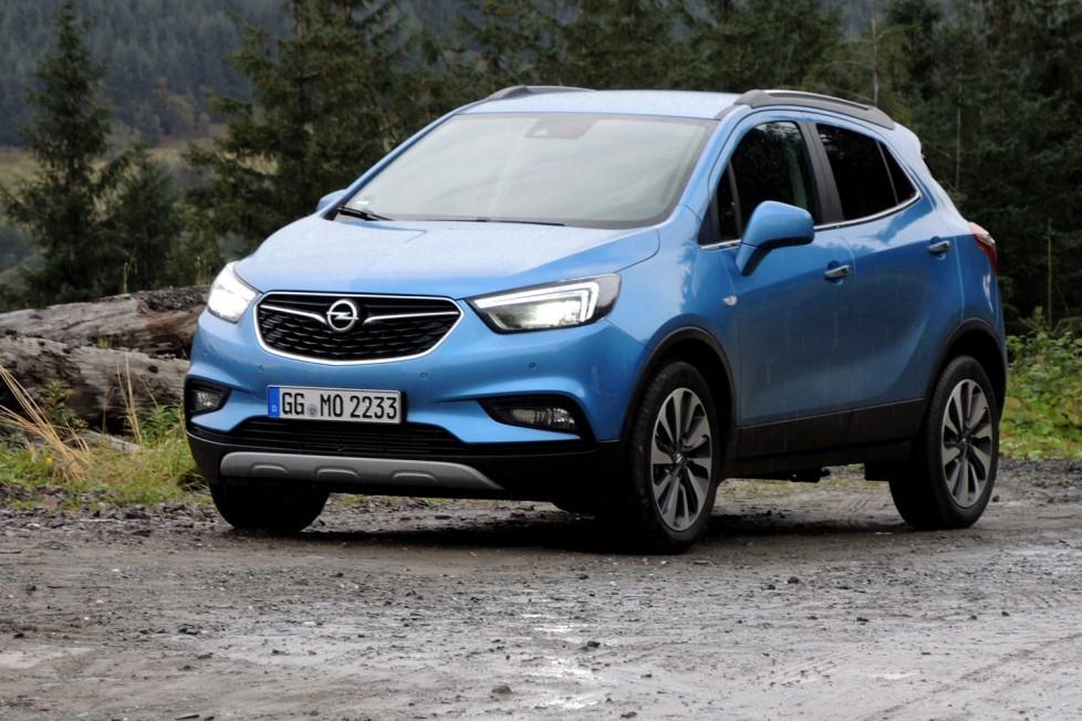 Férfiassággal hódítana az Opel Mokka X