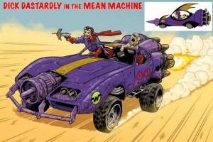 Mikor a Mad Max és Hanna-Barbera keveredik, csodás dolog születik