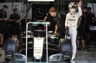 F1: Hamiltont megzavarta a szerelőcsere?