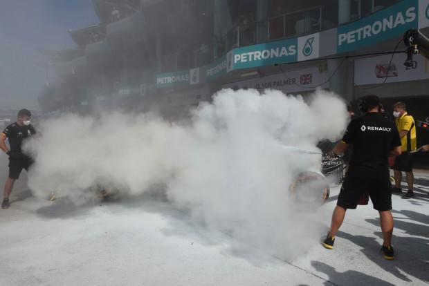 F1: Tűz a bokszutcában, Rosberg a leggyorsabb