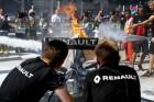 F1: Módosít a Renault a tűz miatt