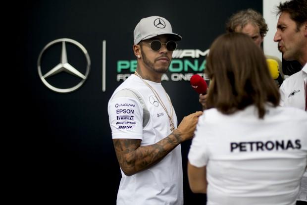 F1: Hamilton jó kezdésről beszél