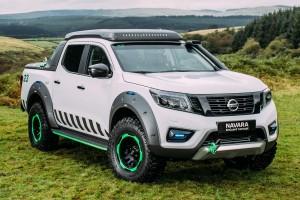 Villanyautóból épített katasztrófaelhárító járművet a Nissan
