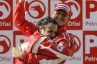F1: Massa legnagyobb pillanatai – videó
