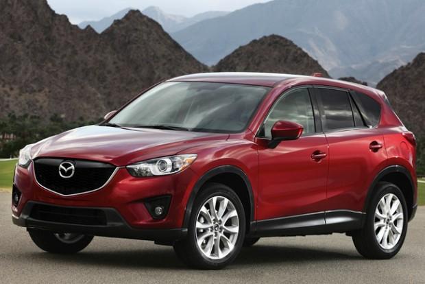 Kétmillió autót hív vissza a Mazda