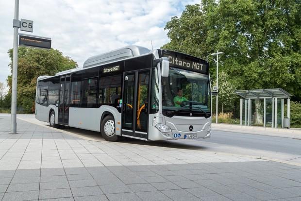 Alternatív hajtású buszok felé veszi az irányt a Mercedes