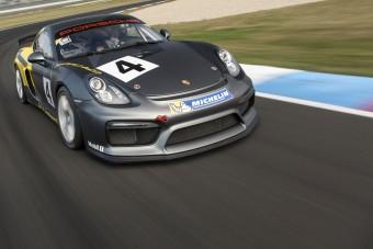 Porsche, ami utcára tilos!