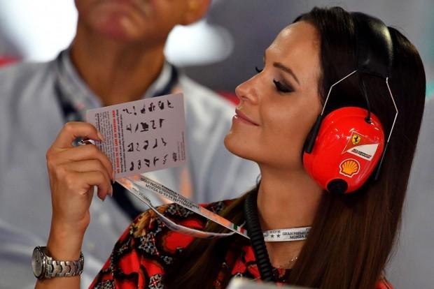 Räikkönen rákapcsolt: jön a második gyerek