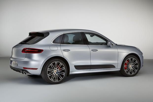 Porsche Macan Turbo Performance csomag