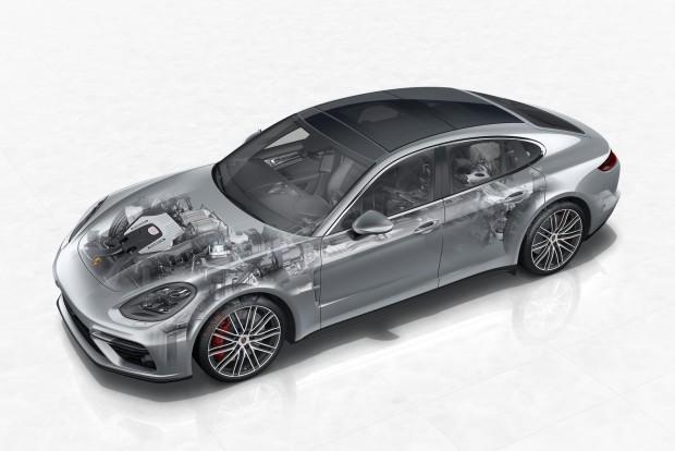 Nem csak autó, igazi német műszaki csoda az új Panamera