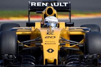 F1: Magnussen visszakapja a roncsmotort