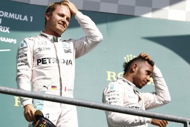 F1: Rosberg lépésenként verné Hamiltont