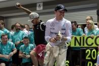 F1: Rosberg a Professzort is lenyűgözte