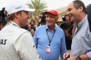"""F1: """"Azt hittem, Nico még mindig részeg"""""""