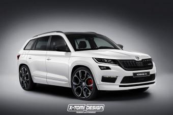 A Škoda Kodiaq RS a legjobb dolog, ami ma történhet veled