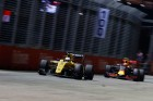 F1: Egy pontot ért a Renault tökéletes futama