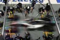 F1: A Mercinél megnyugodtak, működik az autó