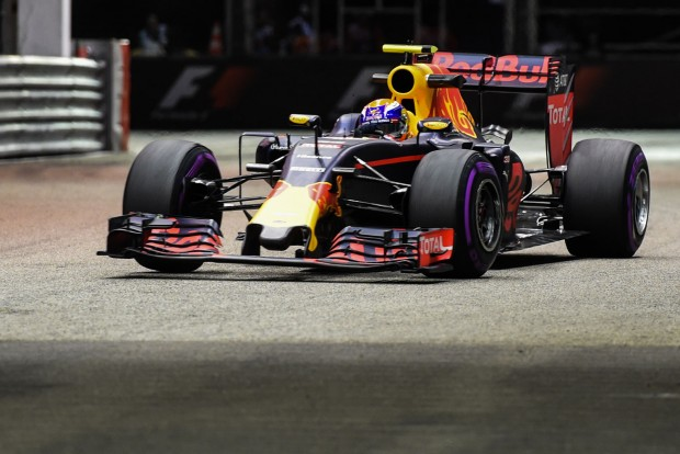 Verstappen: Most nyerhet a Red Bull