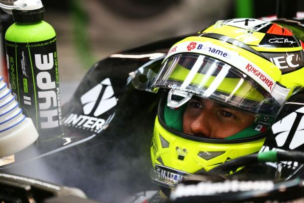 F1: Büntetés, változik a rajtsorrend