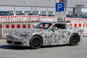 Kémfotó a BMW Toyotájáról