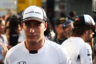 F1: Érdekes számot választott a McLaren-újonc