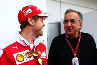 Vettel: Mindig félremagyarázzák a Ferrari-elnököt