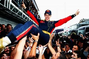 F1: Szupersztár született az esőben - videó