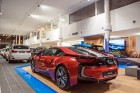 Gigantikus BMW-szalon nyílt Budapesten