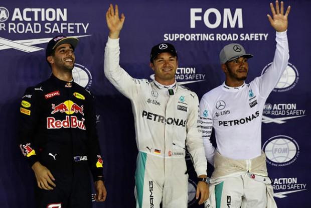 F1: Rosberg élete legjobb három körét futotta