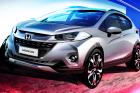 Törpe szabadidőjárművet mutat be a Honda