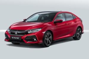 Átlényegült a Honda Civic