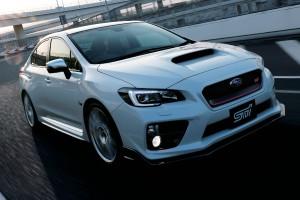 Subaru WRX STI, csak jobban