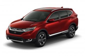 Új Honda CR-V: teljesen más, mégis hasonló