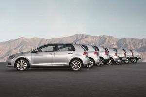 Novemberben frissül a VW Golf