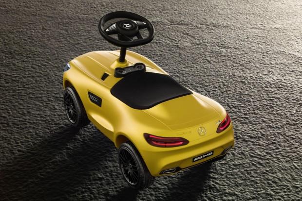 Mercedes-Benz AMG GT kisautó