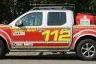 Trágyahordóból tűzoltóautó