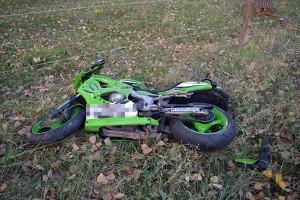 Biciklist gázolt halálra a motoros
