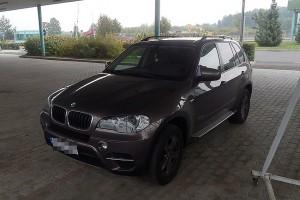 Hamis forgalmival akarta kicsempészni a BMW-t