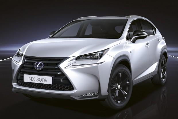 Sportverzió készül a Lexus NX crossoverből