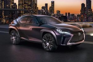 Dekonstruktivista kiáltvány a Lexus új városi vagánya