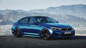 A magyar virtuáltuner már elkészítette az M5-ös BMW-t