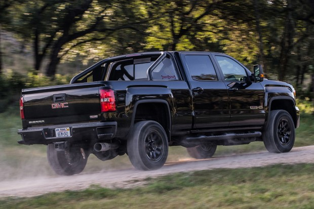 2017 GMC Sierra 2500HD All Terrain X