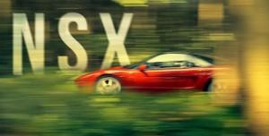 Hangulatos videó tisztelet Senna öröksége, és a Honda NSX előtt